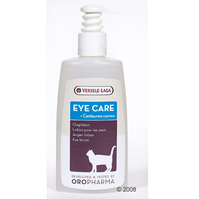 Versele laga katten oogverzorgingslotion     150 ml van kantoor artikelen tip.