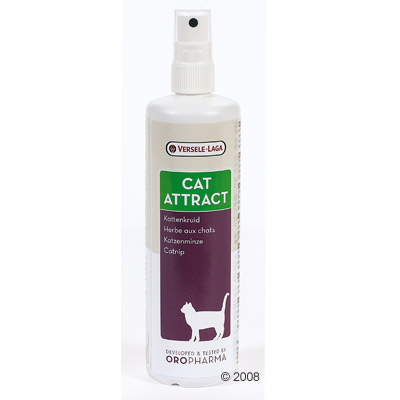 versele laga cat attract catnip spray     200 ml