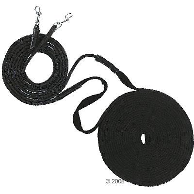 dubbellonge     zwart