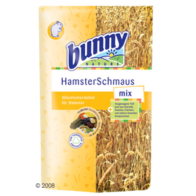 bunny hamster smul mix     650 g