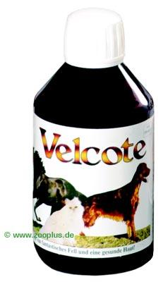 Velcote voercomplement voor huid en vacht      250 ml van kantoor artikelen tip.