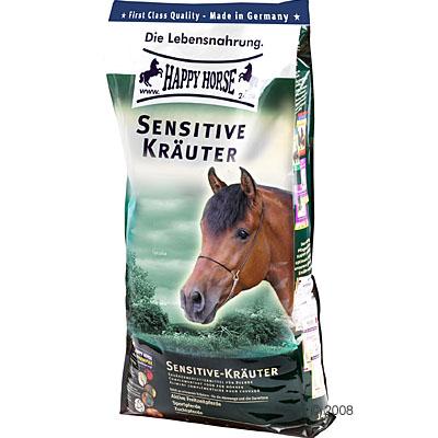 happy horse sensitive kruiden muesli     14 kg