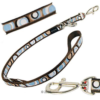 Verstelbare hondenlijn red dingo circadelic     1,8 m lang, 2 cm breed van kantoor artikelen tip.