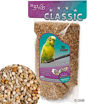 jr birds classic  grasparkietenvoer     4 kg