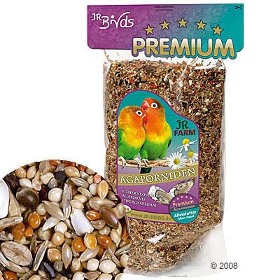 jr birds premium voer voor dwergpapegaaien     1 kg