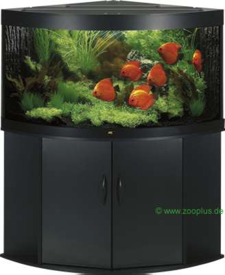 juwel aquarium / kast combinatie trigon 350     beuken