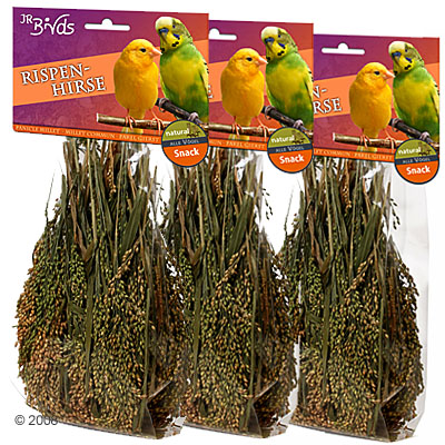 jr birds pluimgierst     3 x 100 g