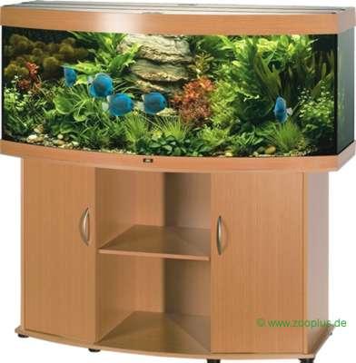 juwel aquarium /  kast combinatie vision 450     beuken