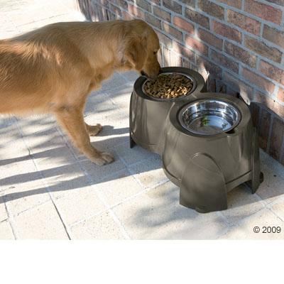 ergo feeder hondenbar     2 x 1,5 l