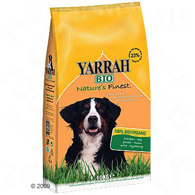 Yarrah biologische brokken met kip & graan     10 kg van kantoor artikelen tip.