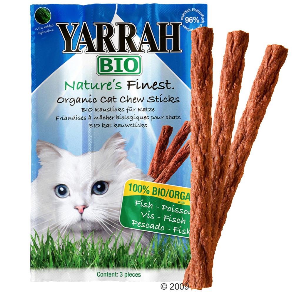 Yarrah bio natures finest sticks     3 x 3 stuks van kantoor artikelen tip.