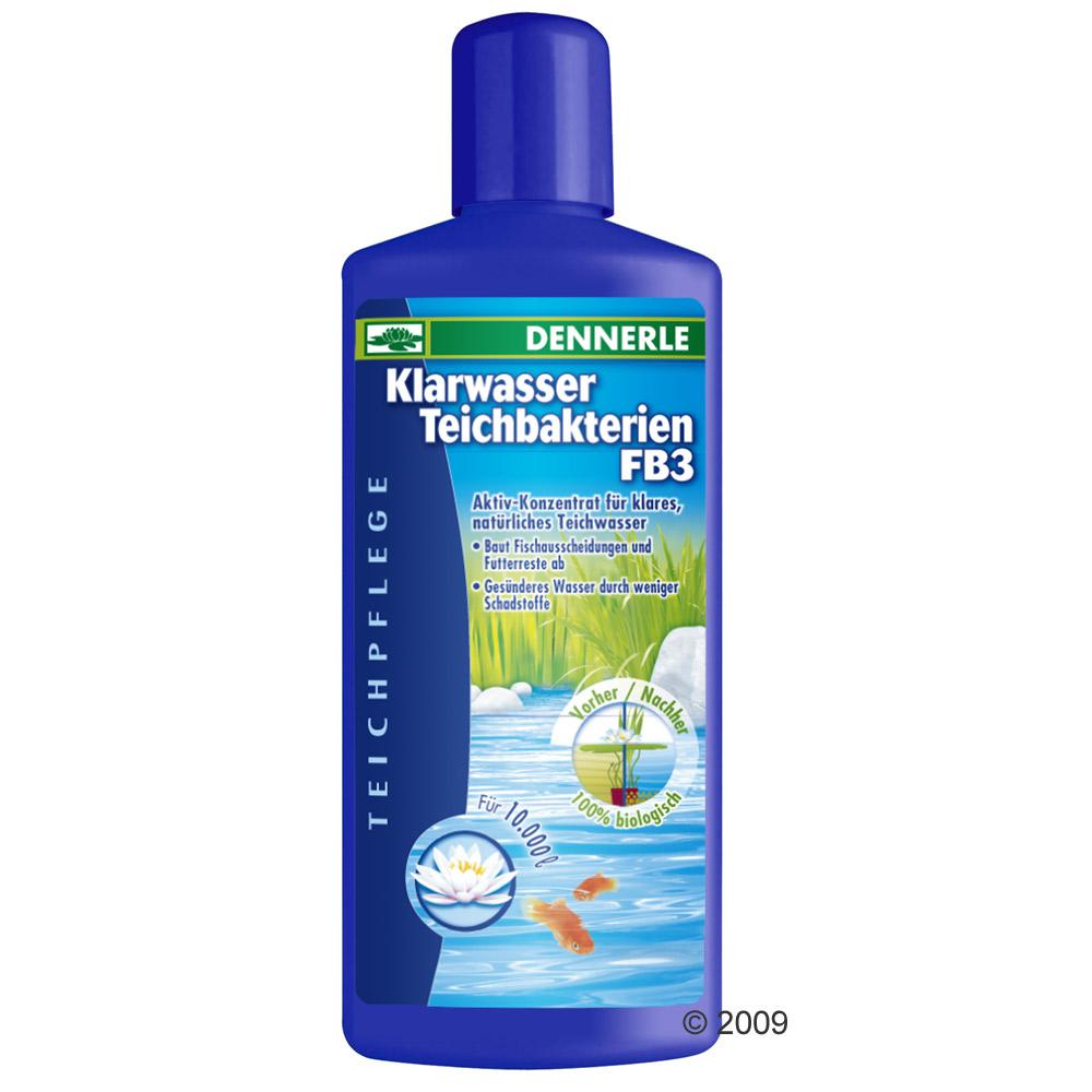 dennerle helder water vijverbacteriën fb3     1.000 g per 20.000 l