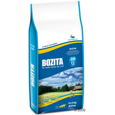 bozita active 24/12     12,5 kg