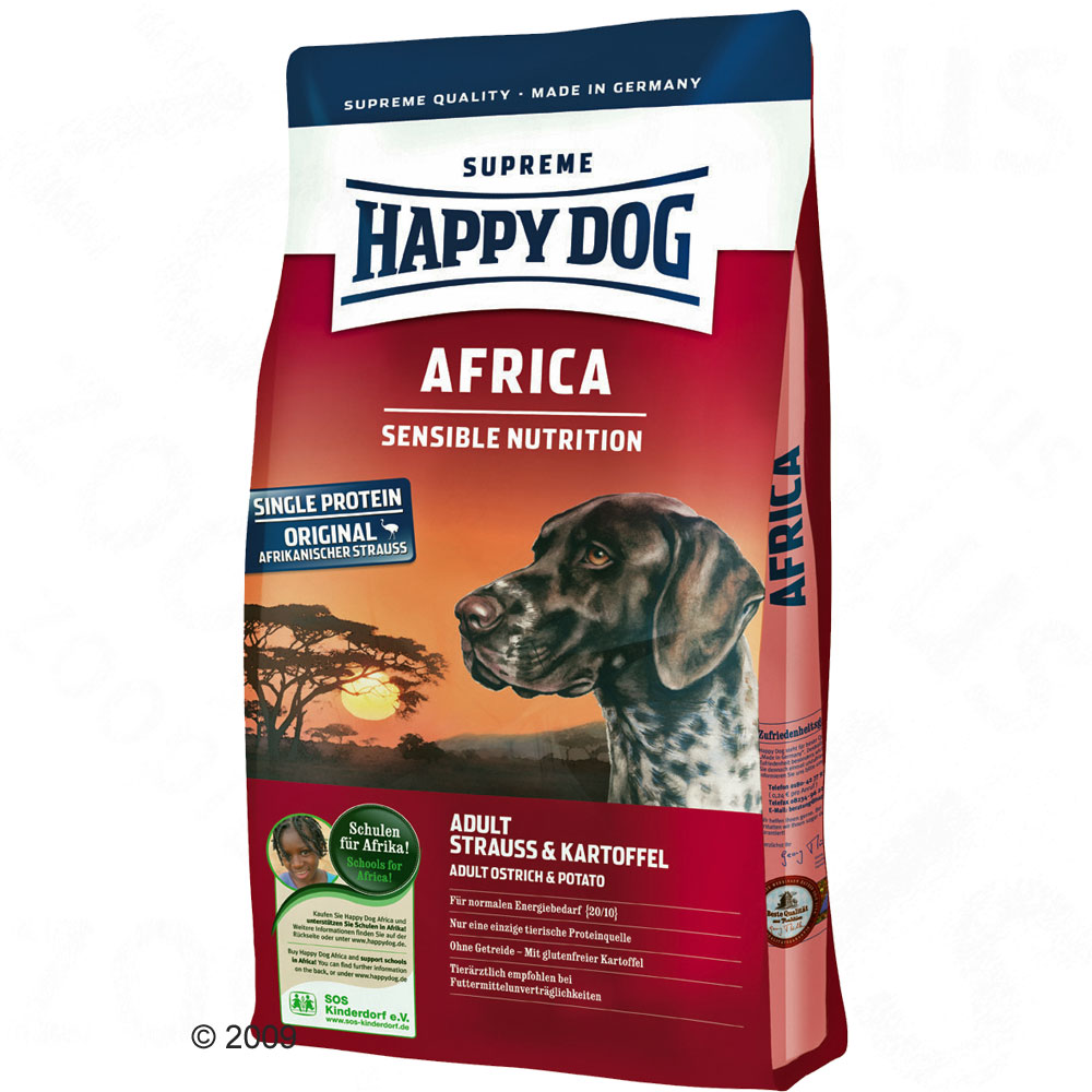 happy dog supreme droog hondenvoer honden online dierenwinkel dierenspeciaalzaak. Black Bedroom Furniture Sets. Home Design Ideas