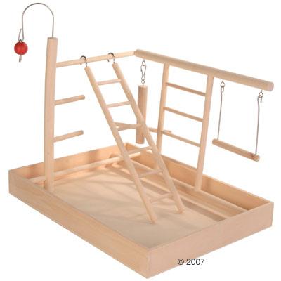 trixie speelplaats voor parkieten
