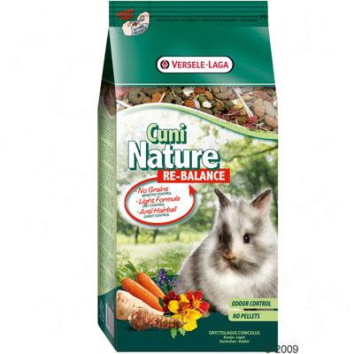 cuni nature re balance konijnenvoer     10 kg