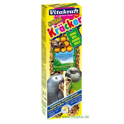 Vitakraft knabbelstangen voor papegaaien     honing van kantoor artikelen tip.