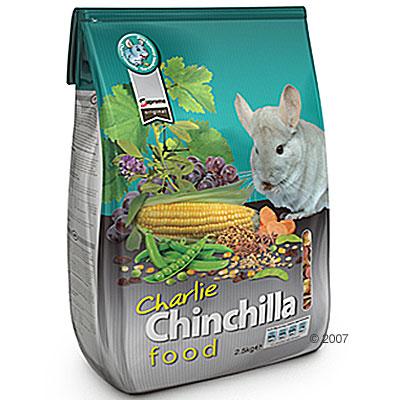 charlie chinchilla      15 kg
