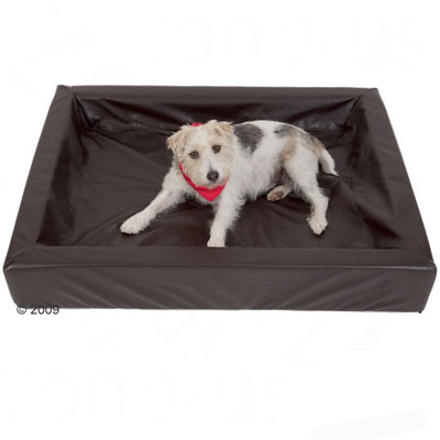 de hygiënische hondenmand, tabac     l 100 x b 80 cm