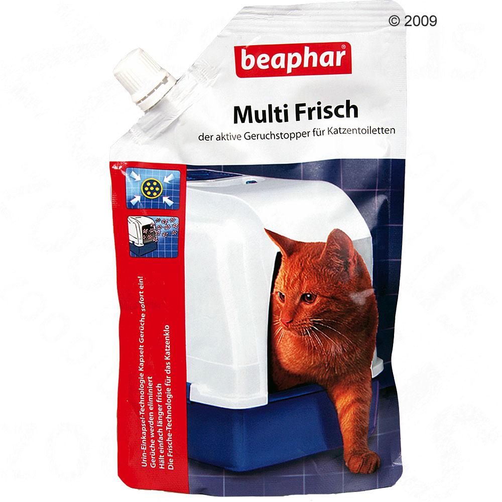 beaphar multi fris voor kattenbakken     400 g