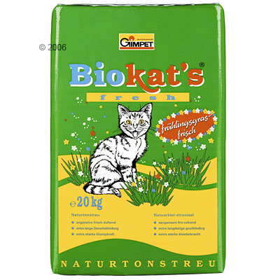 biokats fresh 20 kg (21,6 l)     20 kg (21,6 l)