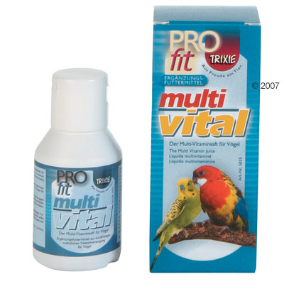 trixie multi vital     50 ml