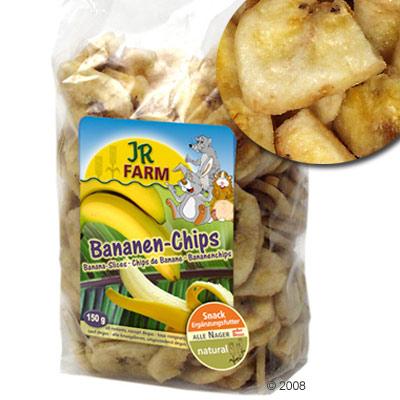 jr farm bananen chips      150 g