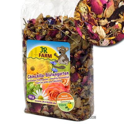 jr farm chinchilla bloementuin      250 g