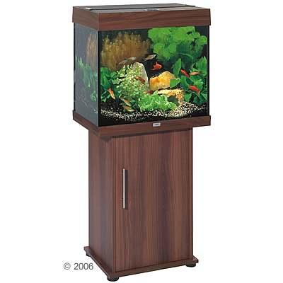 juwel aquarium / kast combinatie lido 120     beuken