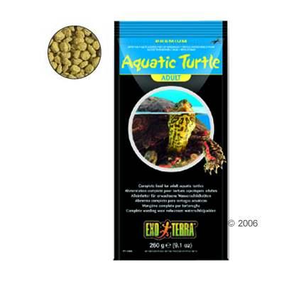hagen exo terra aquatic turtle adult schildpaddenvoer     300 g