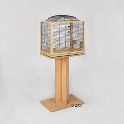Vogelkooi belinda voor grasparkieten en kanaries     kooi zonder standaard van kantoor artikelen tip.