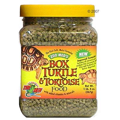 Zoo med landschildpaddenvoer     567g van kantoor artikelen tip.
