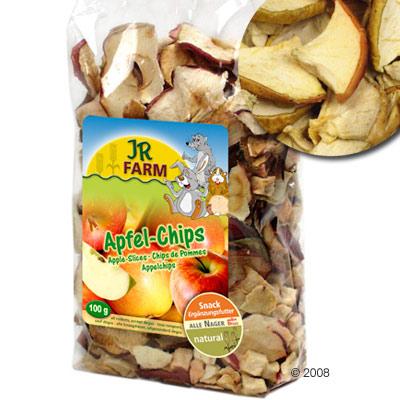 jr farm appel chips     250 g