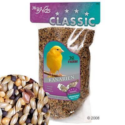 jr birds classic kanarievoer     1 kg