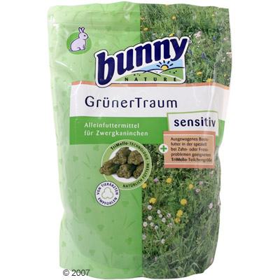 bunny groenedroom sensitief     1,5 kg