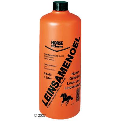 horse fitform lijnzaadolie     1 l