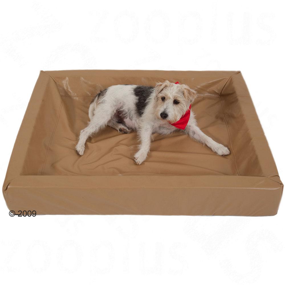 de hygiënische hondenmand, sahara     l 100 x b 80 cm