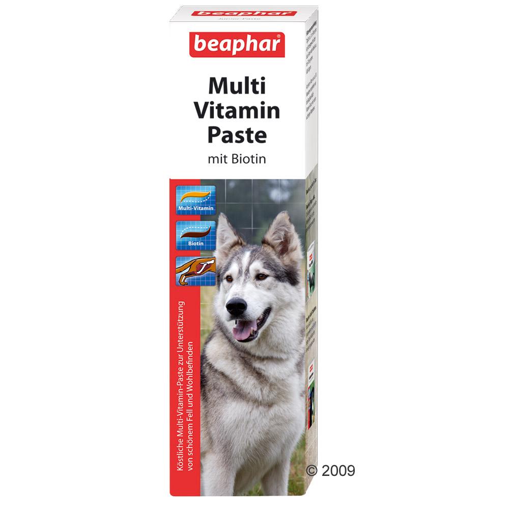 beaphar multi vitamine pasta met biotine     250g
