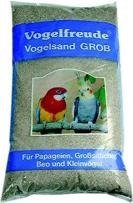 pitti vogelzand grof     25 kg zak