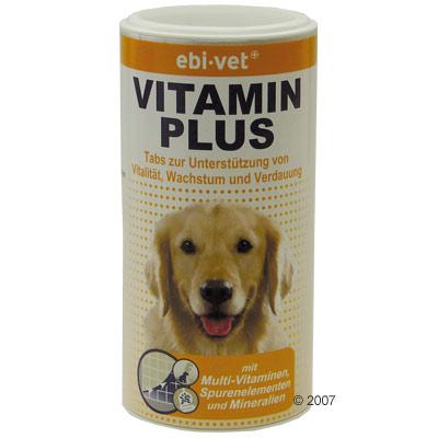 ebi vet vitamine plus tabs     150 g