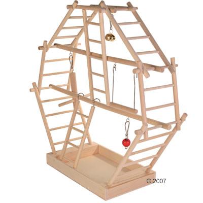trixie trap speelplaats, groot