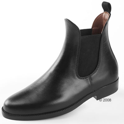 Usg jodhpur halfhoge schoen     gr. 36 van kantoor artikelen tip.