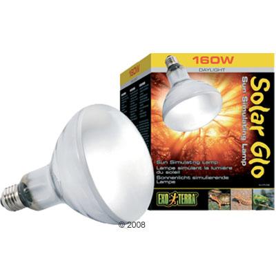 hagen exo terra solar glo zonlichtlamp     125 w