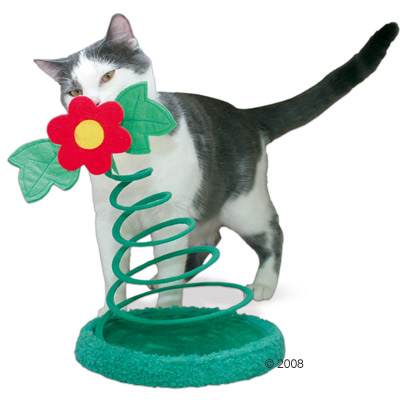kattenspeelgoed flowerpower     Ø 25 cm