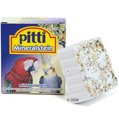 pitti knaagsteen met schelpengrit     1 stuk