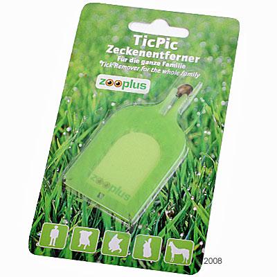 Zooplus ticpic tekenverwijderaar     1 stuk van kantoor artikelen tip.