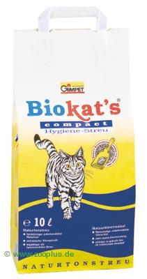 biokats compact      3 x 10 l