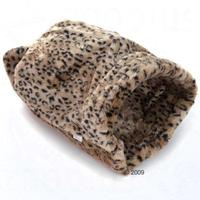 knuffelzak jungle     luipaard design