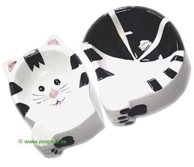 bernina dubbele voerbak voor katten     0,12 l en 0,2 l