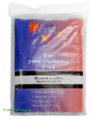 cat exclusive kattenbakvulling     15 kg